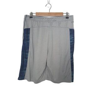 2/$20 - Grey and Blue Old Navy Active Men's Shorts